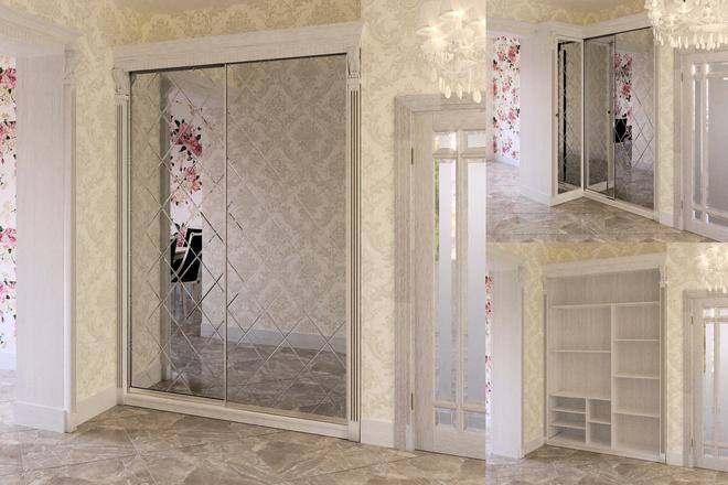 3D моделирование и визуализация мебели 123 - kwork.ru