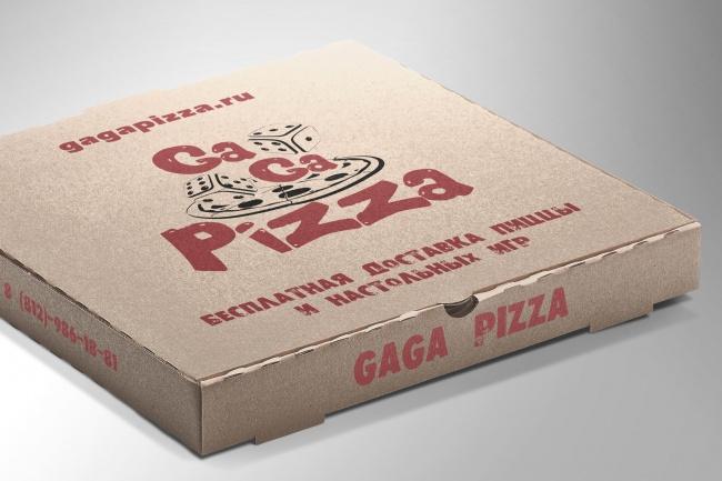 Создам дизайн простой коробки, упаковки 66 - kwork.ru