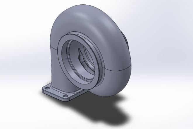 Blender l 3Д моделирование 14 - kwork.ru