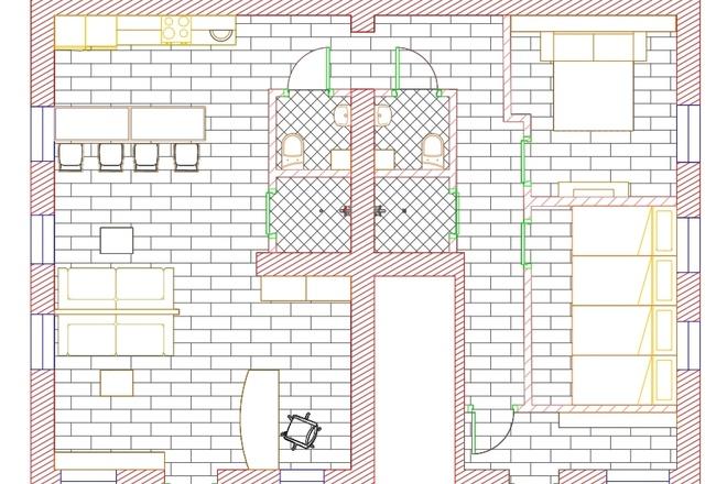 Выполню или отредактирую чертеж в AutoCad 2 - kwork.ru