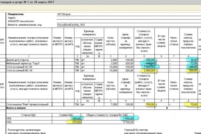 Напишу обработку или отчет 1C 34 - kwork.ru