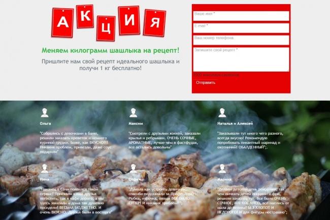 Создам простой сайт на Joomla 3 или Wordpress под ключ 50 - kwork.ru