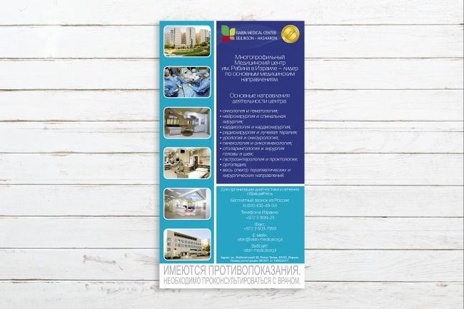Разработаю дизайна постера, плаката, афиши 39 - kwork.ru