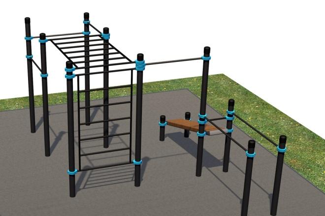 Создание и визуализация 3D-объектов 4 - kwork.ru