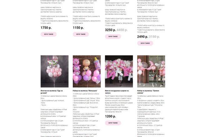 Перенос, экспорт, копирование сайта с Tilda на ваш хостинг 43 - kwork.ru