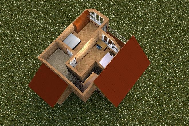 3D визуализация помещений 18 - kwork.ru