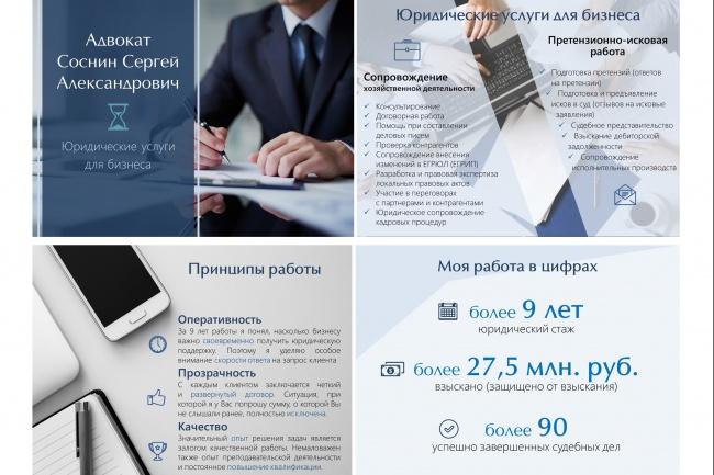Создание презентации Power Point 11 - kwork.ru