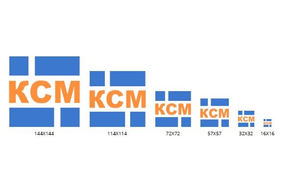 Сделаю иконку для сайта фавикон favicon 6 разных размеров 14 - kwork.ru