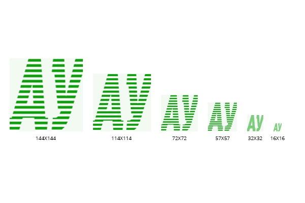Сделаю иконку для сайта фавикон favicon 6 разных размеров 8 - kwork.ru