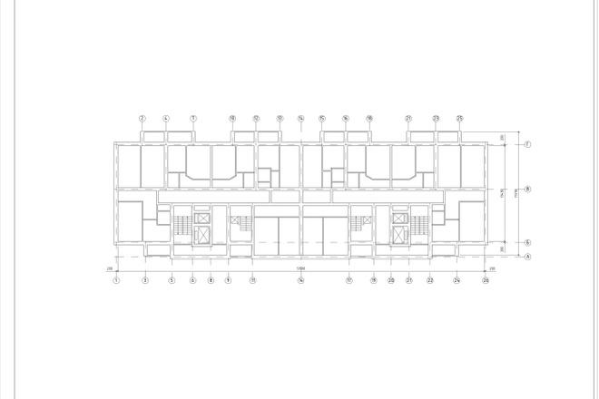 Чертежи в AutoCAD, оцифровка чертежей, исполнительная документация 19 - kwork.ru