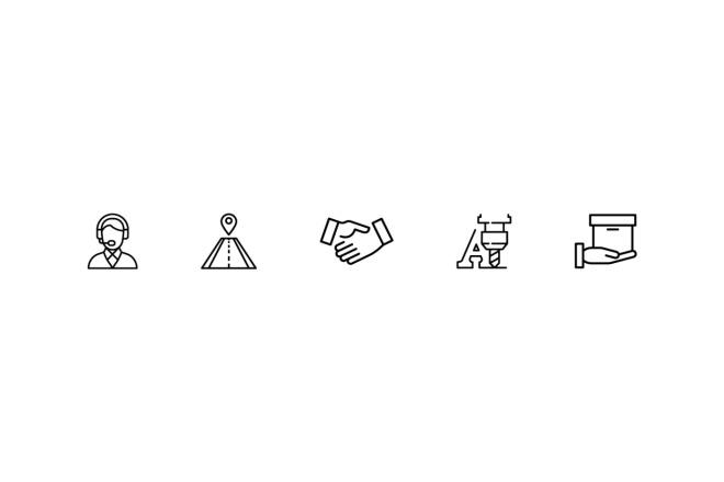 Создам 5 иконок в любом стиле, для лендинга, сайта или приложения 16 - kwork.ru