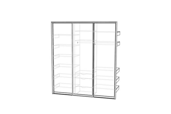 Конструкторская документация для изготовления мебели 83 - kwork.ru