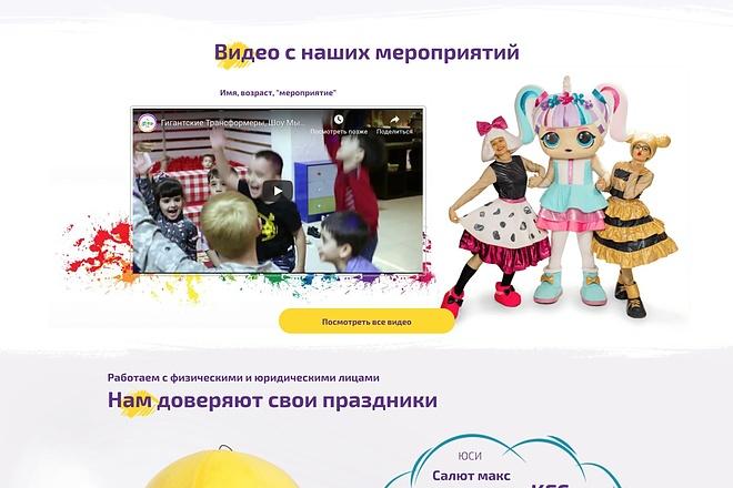 Вёрстка сайтов по доступной цене 183 - kwork.ru