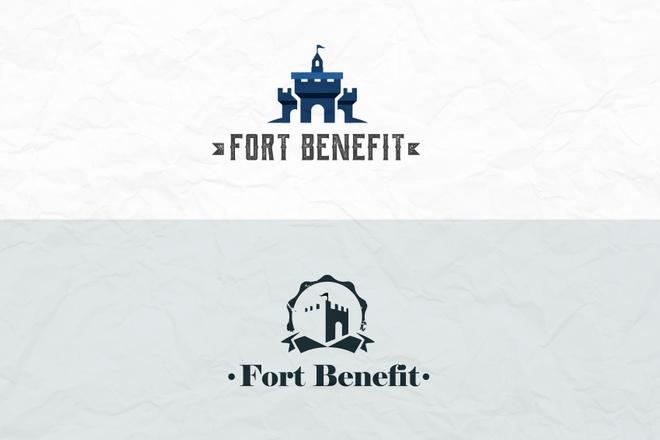 Создам 2 варианта логотипа + исходник 72 - kwork.ru
