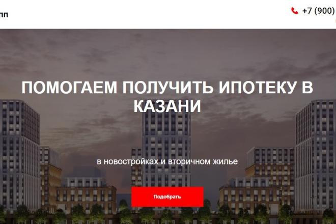 Делаю копии landing page 28 - kwork.ru