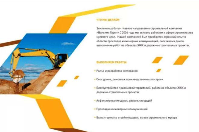 Дизайн презентации в PowerPoint 6 - kwork.ru
