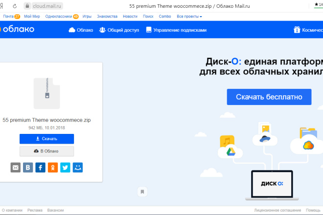 50 премиум тем WP для интернет-магазина на WooCommerce 13 - kwork.ru