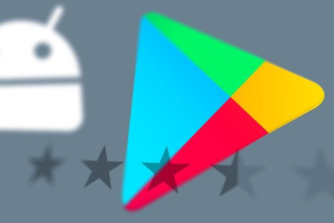 60 установок приложения Android в Play Market реальными людьми 1 - kwork.ru