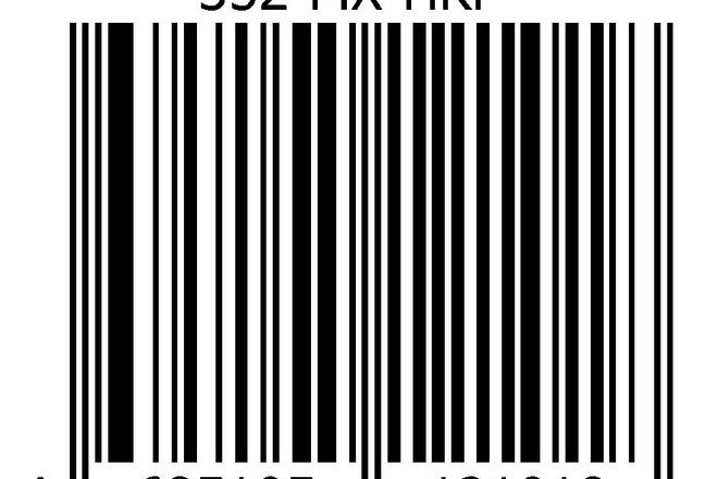 Создание бар-кодов, линейных штрих-кодов для этикеток и бирок 8 - kwork.ru