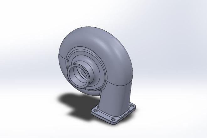Blender l 3Д моделирование 13 - kwork.ru