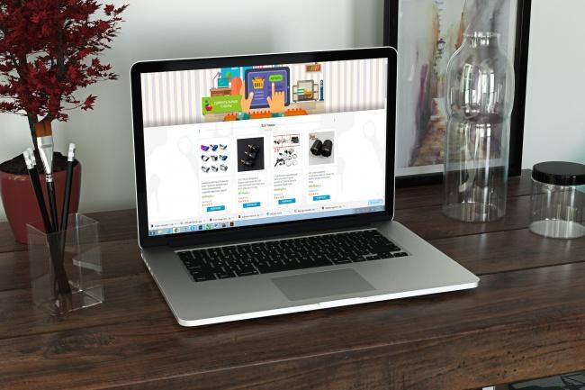 Создам сайт для заработка с Aliexpress 17 - kwork.ru