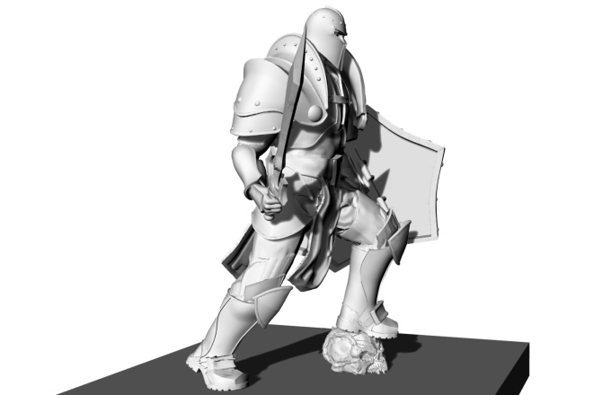 3d модель для печати любой сложности 24 - kwork.ru