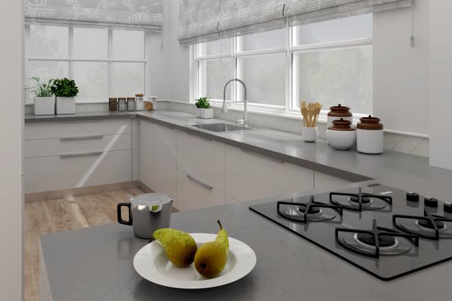 Дизайн-проект кухни. 3 варианта 29 - kwork.ru