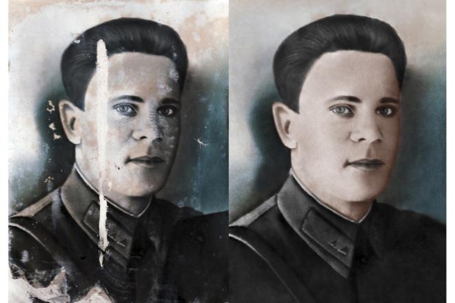 Реставрация 16 - kwork.ru