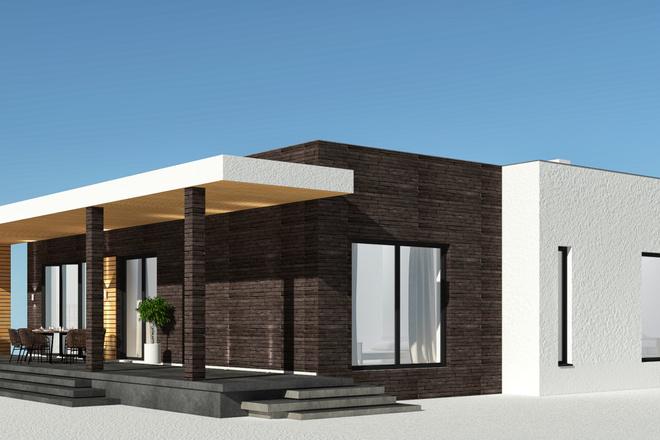 Разработка проекта индивидуального жилого дома 7 - kwork.ru