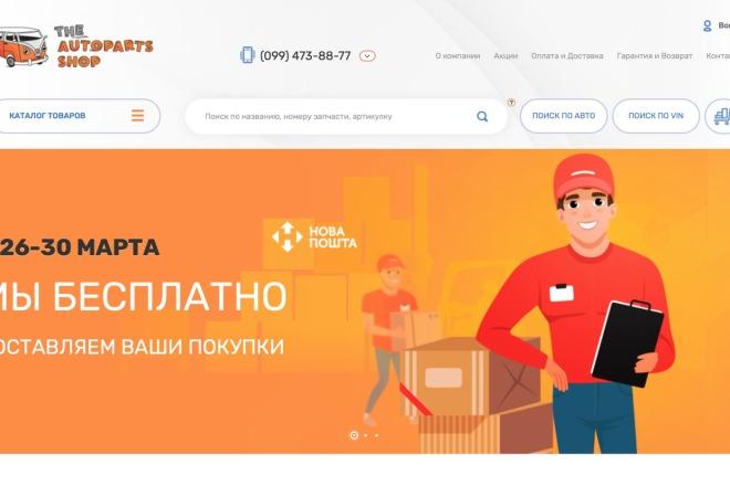 Вёрстка сайтов по доступной цене 194 - kwork.ru