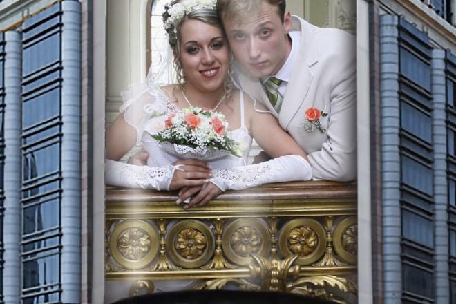 Шутливое видео поздравление с годовщиной свадьбы 4 - kwork.ru