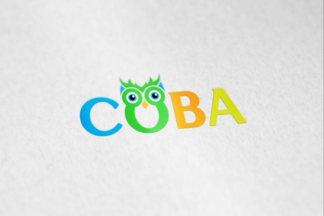 Создам логотип в нескольких вариантах 98 - kwork.ru