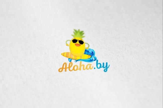 Создам логотип в нескольких вариантах 97 - kwork.ru