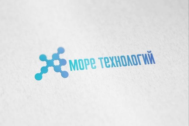 Создам логотип в нескольких вариантах 86 - kwork.ru