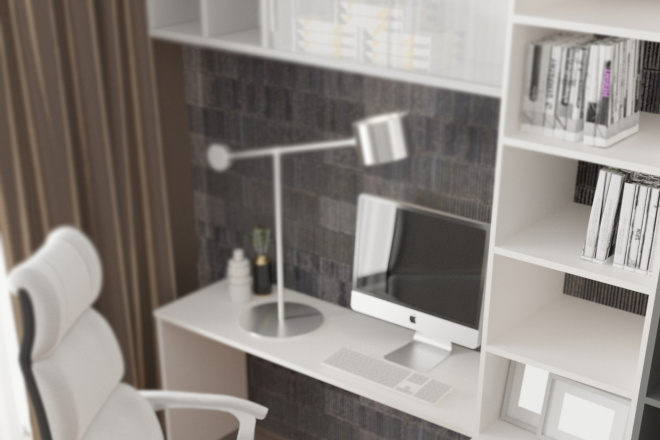 Дизайн интерьера 1 - kwork.ru