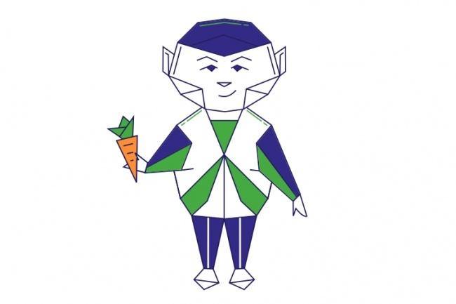 Нарисую мультяшных персонажей 12 - kwork.ru