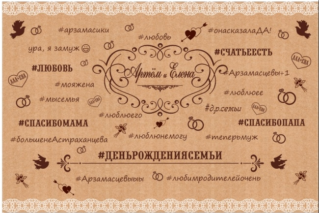 Работа в Corel Draw 19 - kwork.ru