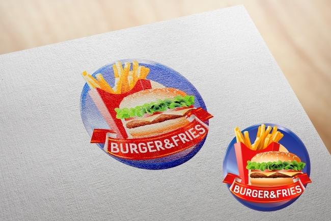 Я создам дизайн 2 современных логотипа 34 - kwork.ru