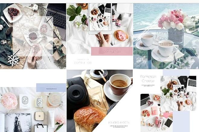 Оформление аккаунта в instagram 1 - kwork.ru