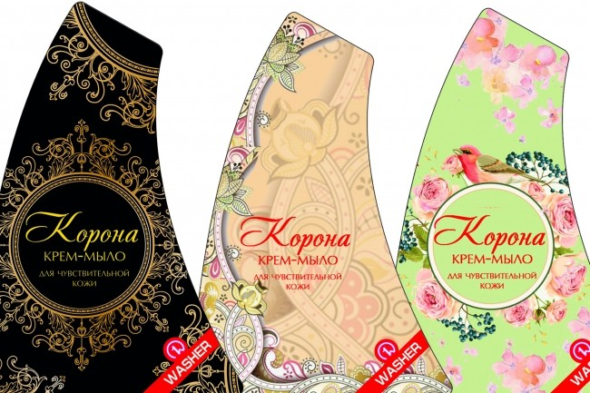 Дизайн упаковки 9 - kwork.ru