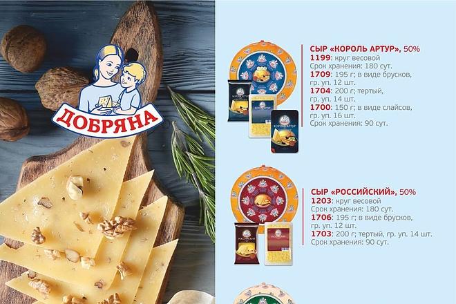 Создам дизайн каталога для Вашего бизнеса 15 - kwork.ru