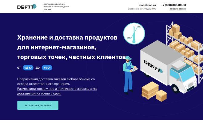 Делаю копии landing page 13 - kwork.ru
