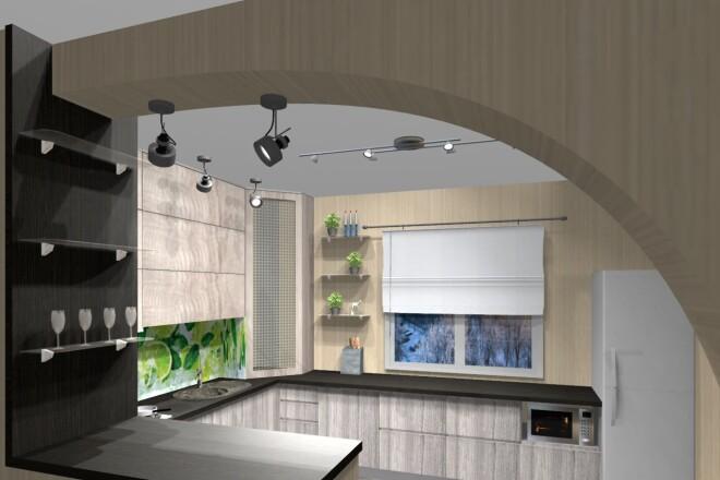 Проектирование корпусной мебели 15 - kwork.ru