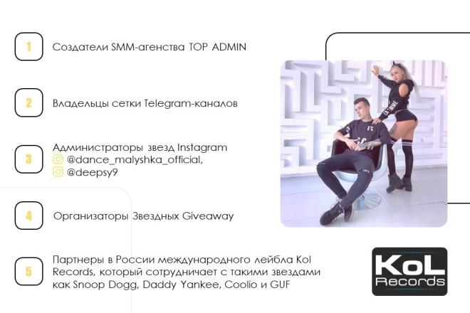 Красиво, стильно и оригинально оформлю презентацию 25 - kwork.ru