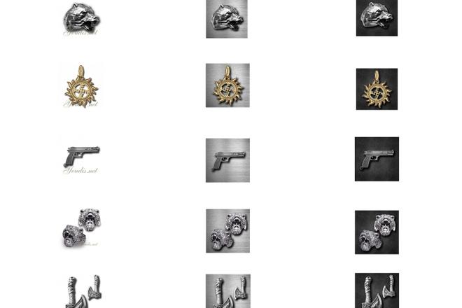 Нужно убрать фон, заменить фон -легко. Обработка 40 объектов 58 - kwork.ru