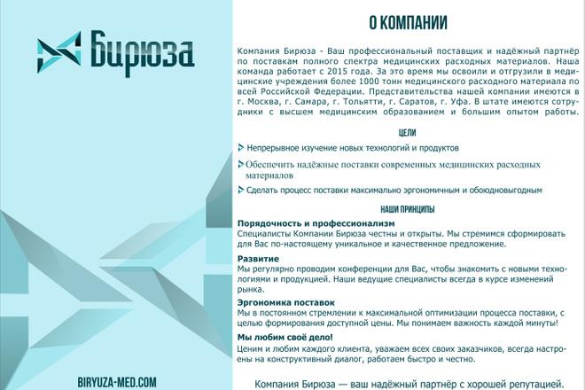 Разработка презентации 2 - kwork.ru