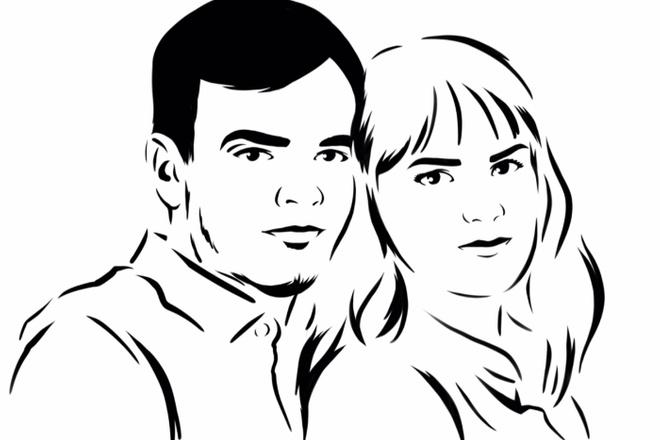 Нарисую портрет в стиле Pop Art,Comics Art, Stik Art 26 - kwork.ru