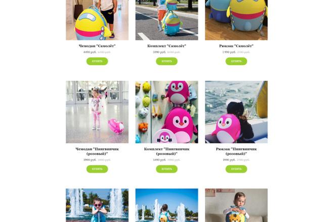 Перенос, экспорт, копирование сайта с Tilda на ваш хостинг 31 - kwork.ru