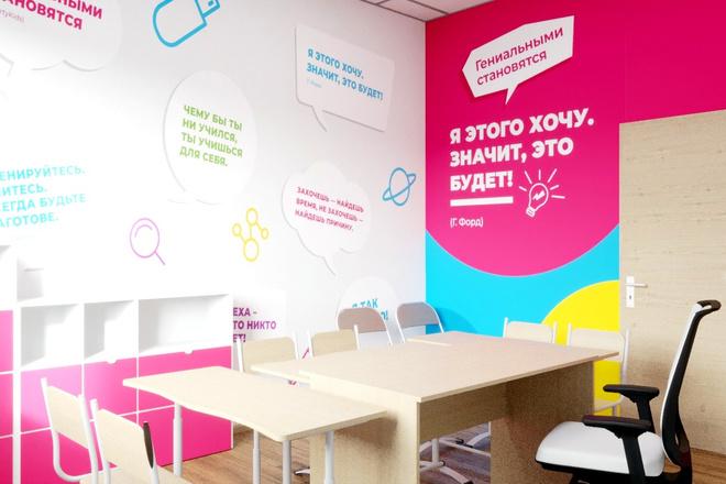 Визуализация интерьера 246 - kwork.ru