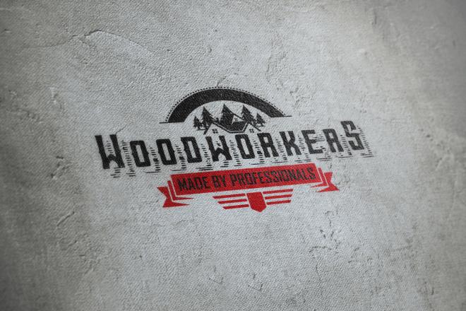 Разработаю винтажный логотип 78 - kwork.ru